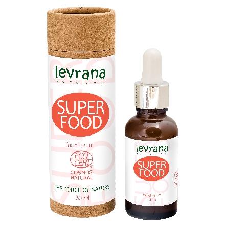 Levrana, Сыворотка для лица Super Food, 30 мл