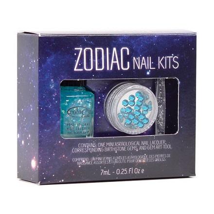 Color Club, Набор Zodiac Nail Arts - Sagittarius