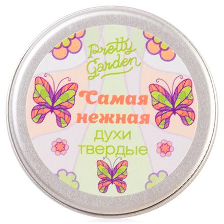 Уральская мыловаренная мануфактура, Твердые духи Самая нежная, 10 гр (Uralsoap)