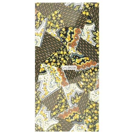Купить TNL, Наклейки «Корейский маникюр», u+lsk 038, TNL Professional