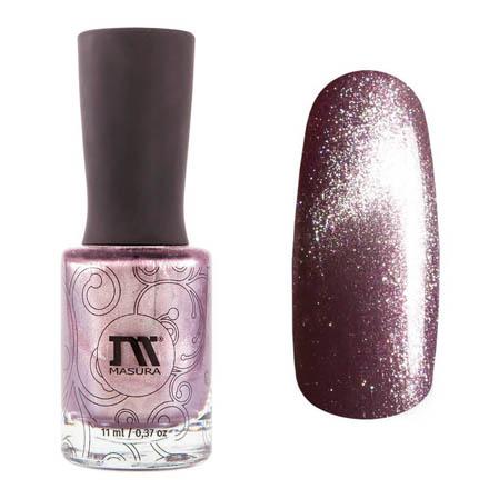 Купить Masura, Лак для ногтей №904-250, Лавандовый жемчуг, 11 мл, Фиолетовый