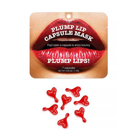 Купить Kocostar, Сыворотка для увеличения объема губ, 7 шт.