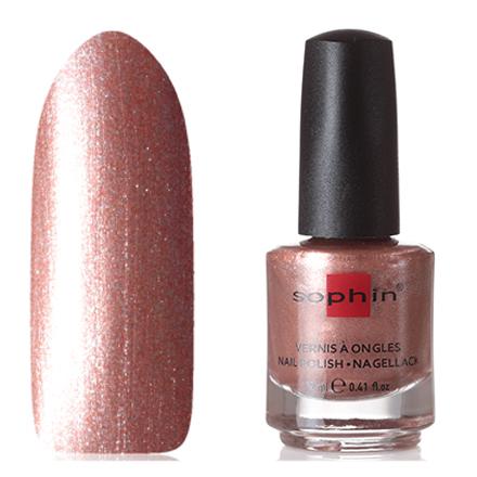 Sophin, Лак для ногтей №0383, Bronze sophin лак для ногтей prisma тон 0205 12 мл