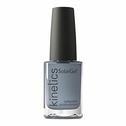 Купить Kinetics, Лак для ногтей SolarGel №388, Wrap it up, Черный