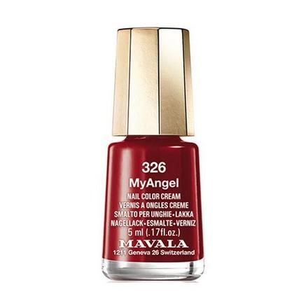 Купить Mavala, Лак для ногтей №326, My Angel, Красный