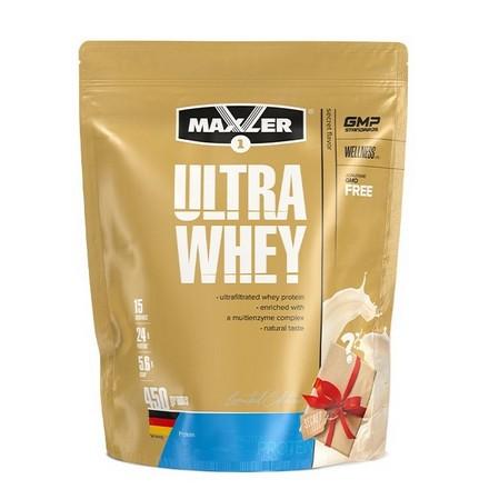 Maxler, Протеин Ultra Whey Secret Flavor, лимитированная серия, 450 г