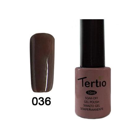 Tertio, Гель-лак Eco Line №36