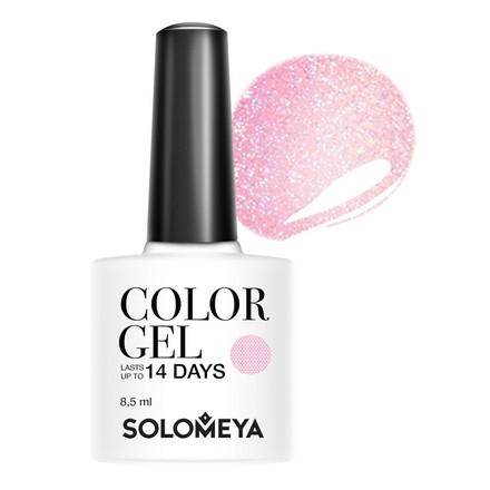 Купить Solomeya, Гель-лак №68, Beatrice, Wella Professionals, Розовый