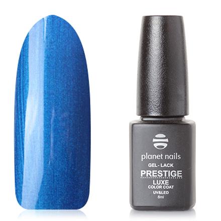 Купить Planet Nails, Гель-лак Prestige Luxe №308, Синий