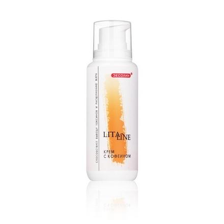 LitaLine, Крем для тела с кофеином, 200 млСредства от целлюлита<br>Крем для профилактики и лечения целлюлита.