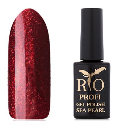 Rio Profi, Гель-лак «Sea Pearl» №5, Морская Звезда rio profi гель лак 83 королевский дракон
