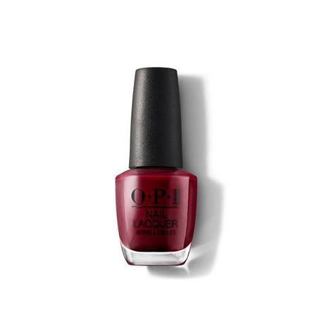 OPI, Лак для ногтей Classic, Bogota Blackberry, Красный  - Купить