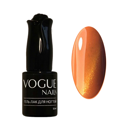 Vogue Nails, Гель-лак Кошачий глаз Ника, 10 мл