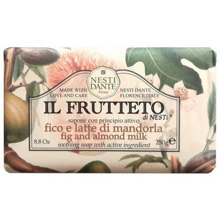 Купить Nesti Dante, Мыло Fig & Almond Milk, 250 г