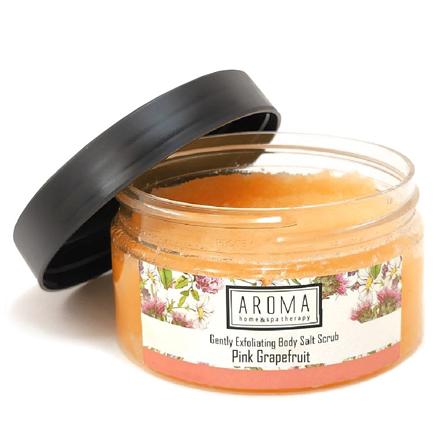 Купить Aroma Home & Spa Therapy, Скраб для тела Pink Grapefruit, 320 г, Aroma Home&Spa Therapy