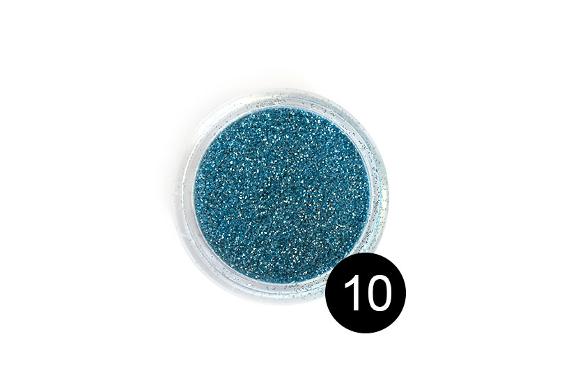 TNL, Дизайн для ногтей: блестки №10