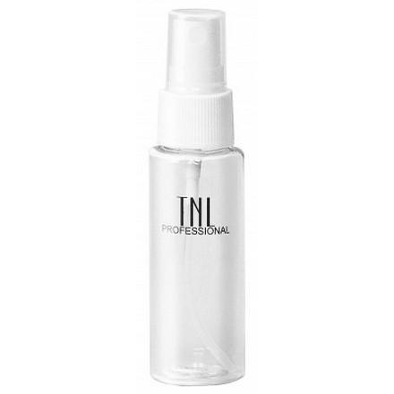 TNL, Пластиковый дозатор-спрей, 40 млЕмкости<br>Дозатор для различных косметических жидкостей, 40 мл.<br>