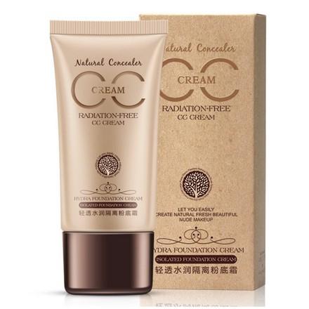 Bioaqua, CC-крем Isolated Foundation, светлыйТональные средства<br>Многофункциональное тональное средство для всех типов кожи (40 г).