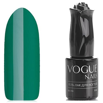 Купить Vogue Nails, Гель-лак Тропический лес, Зеленый