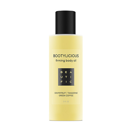 Beautific, Масло для тела Bootylicious, 150 мл chi luxury black seed oil curl defining cream gel