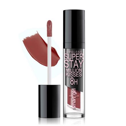 Купить Belor Design, Блеск для губ Smart girl Million kisses, тон 220