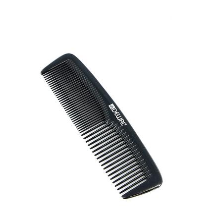 Купить Dewal, Расческа «Эконом» карманная, черная, 13 см