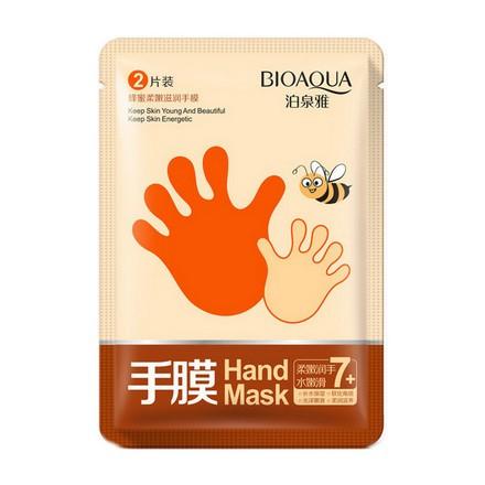Купить Bioaqua, Медовая маска-перчатки, 1 пара