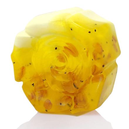 Aroma Home & Spa Therapy, Мыло Lemongrass, розочка, 100 г  - Купить