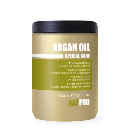 KAYPRO, Маска Argan Oil, 1000 млМаски для волос <br>Питательное средство с аргановым маслом для восстановления сухих волос.