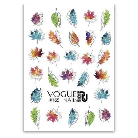 Купить Vogue Nails, Слайдер-дизайн №165