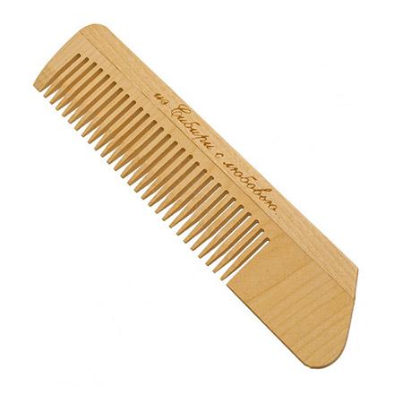 Фото - Solinberg, Расческа «Тимбэ», 15 см расческа для волос карманная silva пластик 12 3х2 9см арт 321
