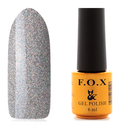 FOX, Гель-лак Pigment №109 fox гель лак pigment 085