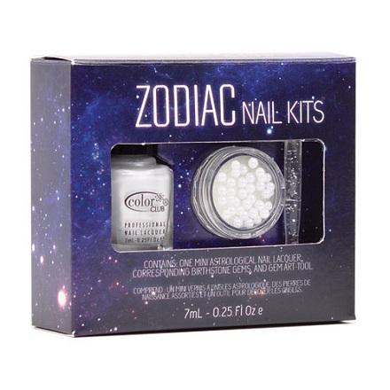 Color Club, Набор Zodiac Nail Arts - Gemini робот zodiac ov3400