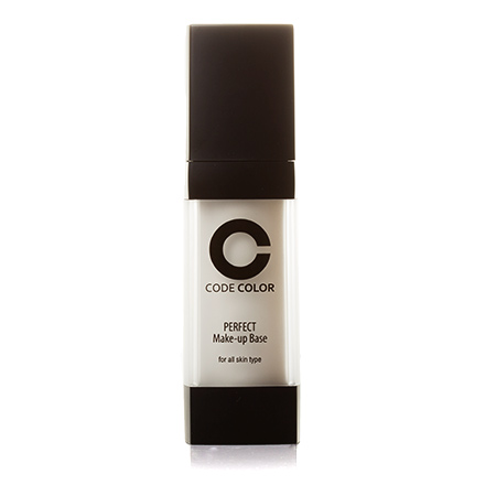 Code Color, Perfect Make-up Base Pearl White (основа под макияж)
