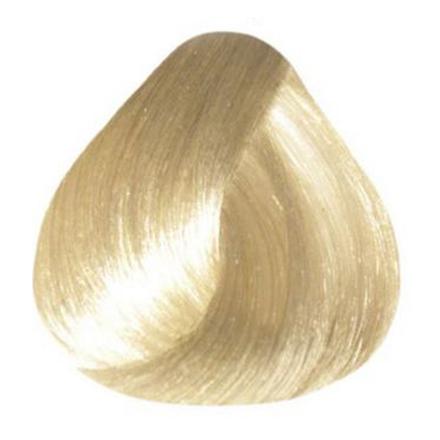 Estel, Краска-уход 10/117 De Luxe, светлый блондин усиленный пепельно-коричневый, 60 мл estel стойкая крем краска для волос de luxe 117 пепельно коричневый блондин ультра high blond 60 мл