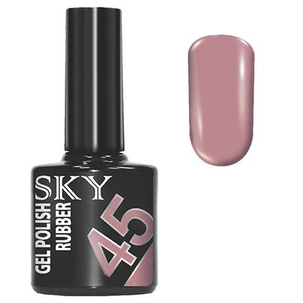 Купить SKY, Гель-лак №45, Розовый