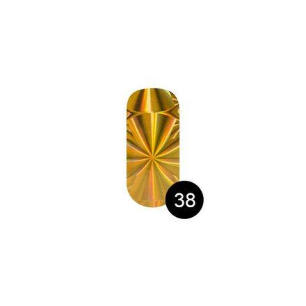 TNL, Фольга для литья, золотая абстракция