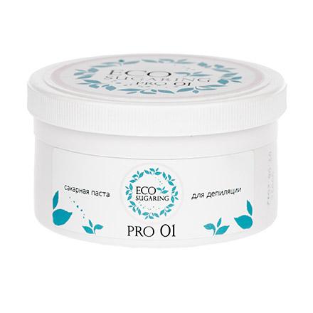Купить ECO Sugaring, Сахарная паста Pro №01, 550 г
