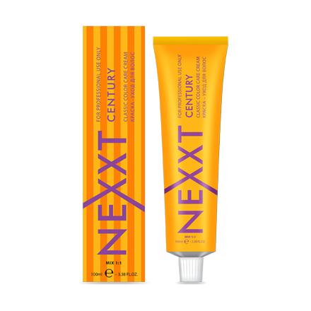 Купить NEXXT professional, Крем-краска для волос Century 7.34