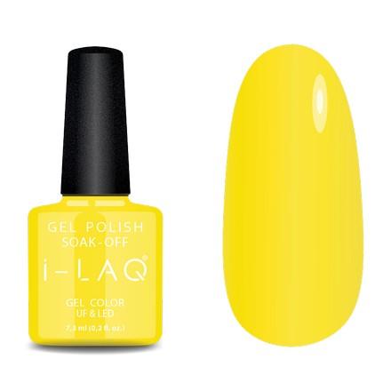 Купить I-LAQ, Гель-лак №142, Желтый