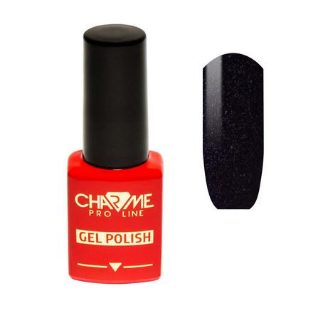 Купить CHARME Pro Line, Гель-лак № 144, Черный янтарь
