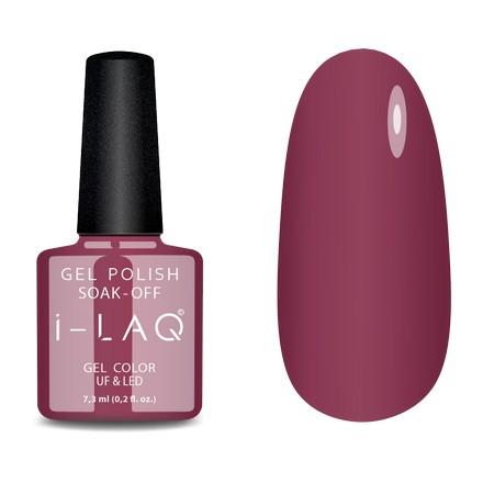 Купить I-LAQ, Гель-лак №129, Розовый