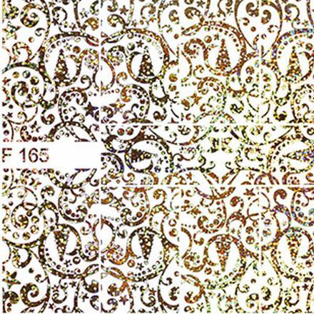 Milv, Слайдер-дизайн F165 №8, голография
