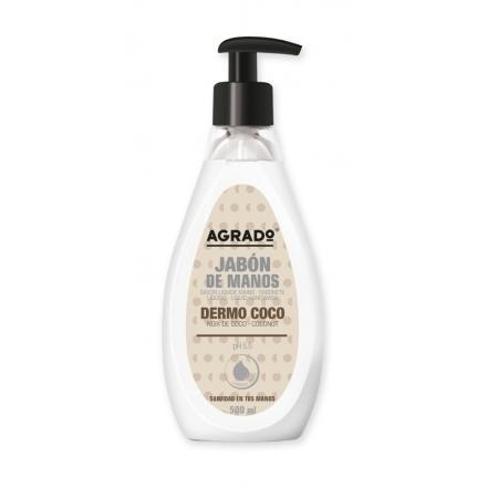 Agrado, Жидкое мыло «Кокос», 500 мл фото
