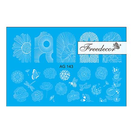 Freedecor, Слайдер-дизайн «Аэрография» №143  - Купить