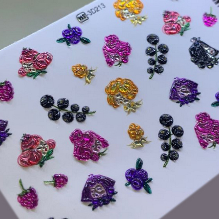 Купить Anna Tkacheva, 3D-слайдер Crystal HT №213