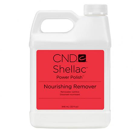 CND (Creative Nail Design) CND Nourishing Remover, 946 мл (для удаления Shellac и не только)