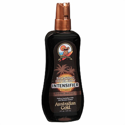 Australian Gold, Bronzing Intens Dry Oil Spray 237 мл перчатки overmoon by acoola overmoon by acoola ov004dgxau18