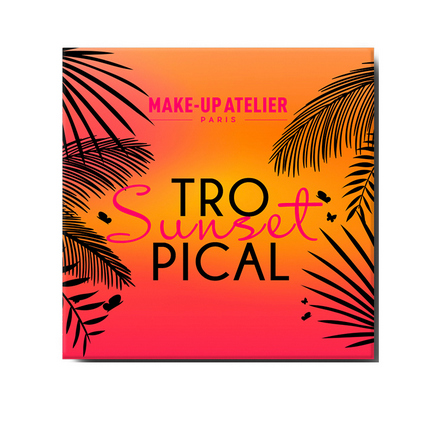 Make-up Atelier Paris, Набор средств для макияжа Tropical Sunset фото