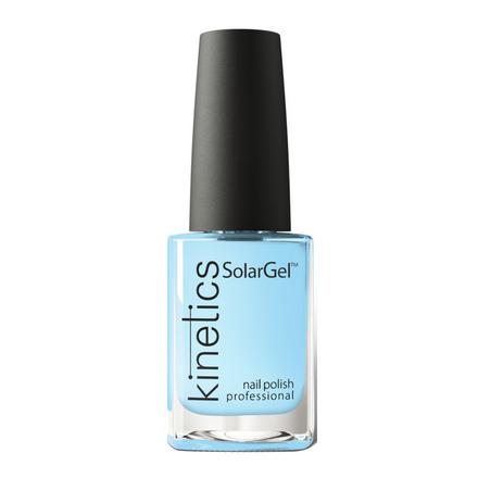 Купить Kinetics, Лак для ногтей SolarGel №466, Innocence, Синий